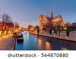 Paris. Notre Dame.