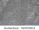 texture silver mesh fabric | Shutterstock . vector #564925813