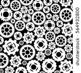 abstract gears | Shutterstock .eps vector #564932800