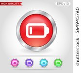 colored icon or button of... | Shutterstock .eps vector #564945760