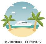 Summer Beach Holiday. A Trip O...