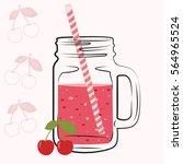 vector illustration of summer...