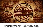 Purmerend  Vintage Stamp On...