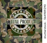 deluxe product camouflaged... | Shutterstock .eps vector #564989290