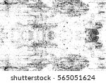 grunge black and white urban... | Shutterstock .eps vector #565051624