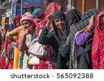 mandawa   dec 22  people... | Shutterstock . vector #565092388