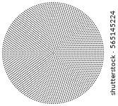 circle dots | Shutterstock .eps vector #565145224