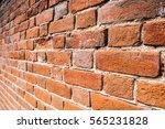 Texture Of Bricks. Texture Of...