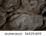 natural recycled paper texture. ... | Shutterstock . vector #565291849