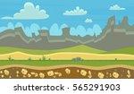 landscape for browser and...   Shutterstock .eps vector #565291903