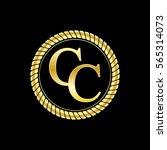 Initials C And C Logo Luxurious ...