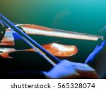 abstract blurred image. actor... | Shutterstock . vector #565328074