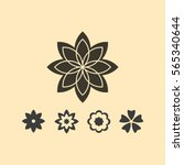 flower   Shutterstock .eps vector #565340644