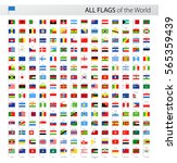vector collection of all world... | Shutterstock .eps vector #565359439