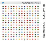 vector collection of all world... | Shutterstock .eps vector #565359448