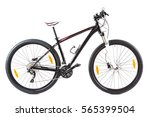 mountain bike with 29 inch... | Shutterstock . vector #565399504