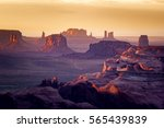 utah   ariziona border ... | Shutterstock . vector #565439839
