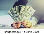 online business can make more... | Shutterstock . vector #565462126