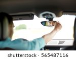 road trip  transport and people ... | Shutterstock . vector #565487116
