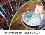 praha  czech republic   may 17  ... | Shutterstock . vector #565534174