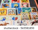 world   circa 1950 2000 ... | Shutterstock . vector #565581850