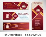 bowling skittles icon on vector ... | Shutterstock .eps vector #565642408