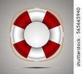 Lifebuoy Ring Illustration
