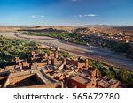 View From The Top Of Ksar Of...