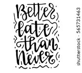 "black ink vector quote. ""better ... 