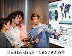 computer generated image of... | Shutterstock . vector #565792594