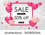 creative poster  banner or... | Shutterstock .eps vector #565800364