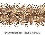 random rectangles background... | Shutterstock .eps vector #565875433