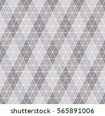 geometric abstract vector gray... | Shutterstock .eps vector #565891006