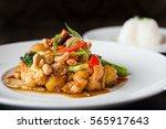 Thai Cashew Nuts Stir Fried