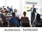 operation process performance... | Shutterstock . vector #565983304