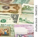 money | Shutterstock . vector #5660161