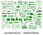 sale shopping signs design | Shutterstock .eps vector #566025664