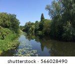 River Soar  Abbey Park ...