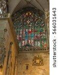 czech republic  prague  ... | Shutterstock . vector #566031643