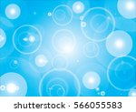 abstract blurred blue tone... | Shutterstock .eps vector #566055583