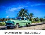 varadero  cuba   september 11 ...   Shutterstock . vector #566085610