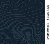 topographic map background... | Shutterstock .eps vector #566087239