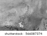 gray cement wall  vintage large ... | Shutterstock . vector #566087374