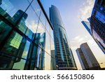 High Rise Buildings Of Moscow...