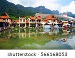 langkawi island  january 17 ... | Shutterstock . vector #566168053