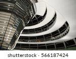 berlin  sep 19  2006  swirl... | Shutterstock . vector #566187424