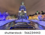 The National War Memorial, is a tall granite cenotaph with accreted bronze sculptures, that stands in Confederation Square in Ottawa, Ontario, Canada.