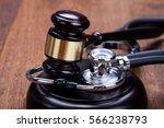 Gavel Stethoscope