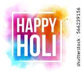 Happy Holi Indian Spring...
