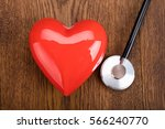 doctor health heart  | Shutterstock . vector #566240770